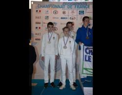 Championnat de France FFT - Tarbes 2018